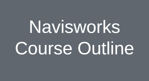 Navisworks for Project Managers