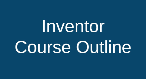 Inventor: Presentations and Documentations