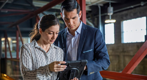 The Digital Transformation of the Manufacturing Industry
