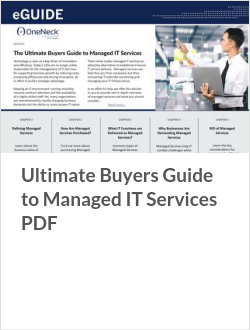 Ultimate Buyers Guide to Managed IT Services PDF