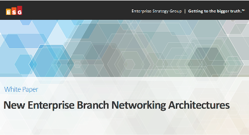 New Branch Networking White Paper