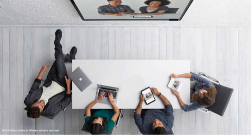 Continuous Teamwork Anytime Anywhere with Webex Teams