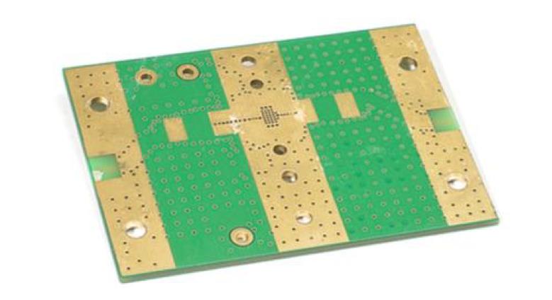Piano di massa di un PCB