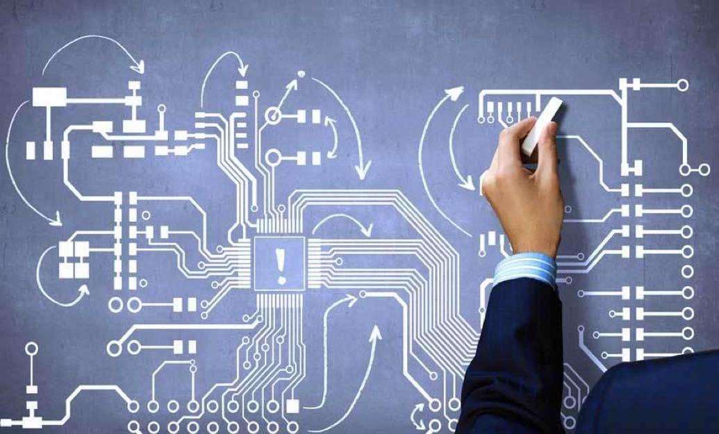 Disegnare circuiti stampati