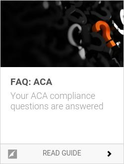 FAQ: ACA