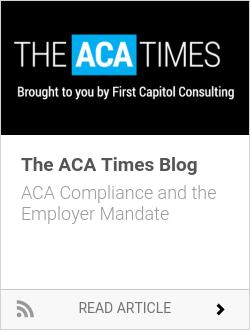 The ACA Times Blog