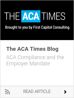 The ACA Times Blog
