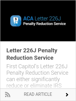 Letter 226J Penalty Reduction Service