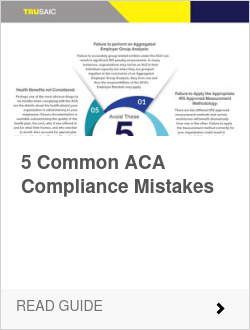 5 Common ACA Compliance Mistakes 2020