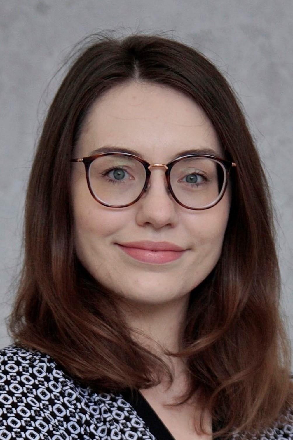 Dominika Galusa Headshot