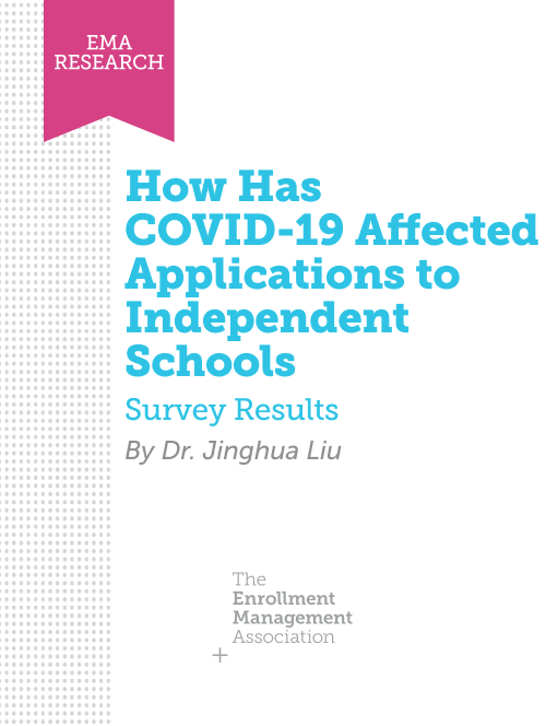 How Has COVID-19 Affected Applications to Independent Schools
