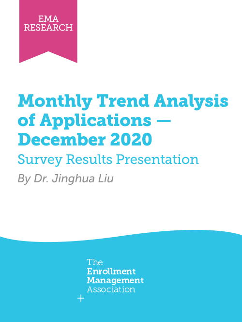 Dec 2020 Trend Analysis of Applications to Independent Schools