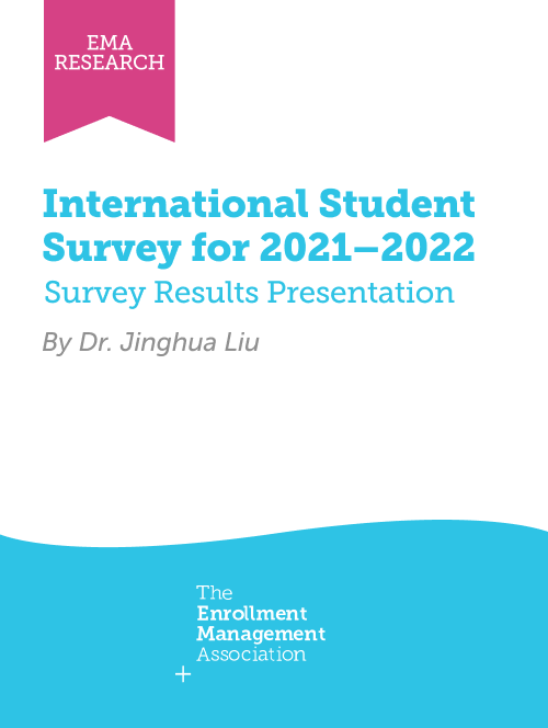 International Student Survey 2021