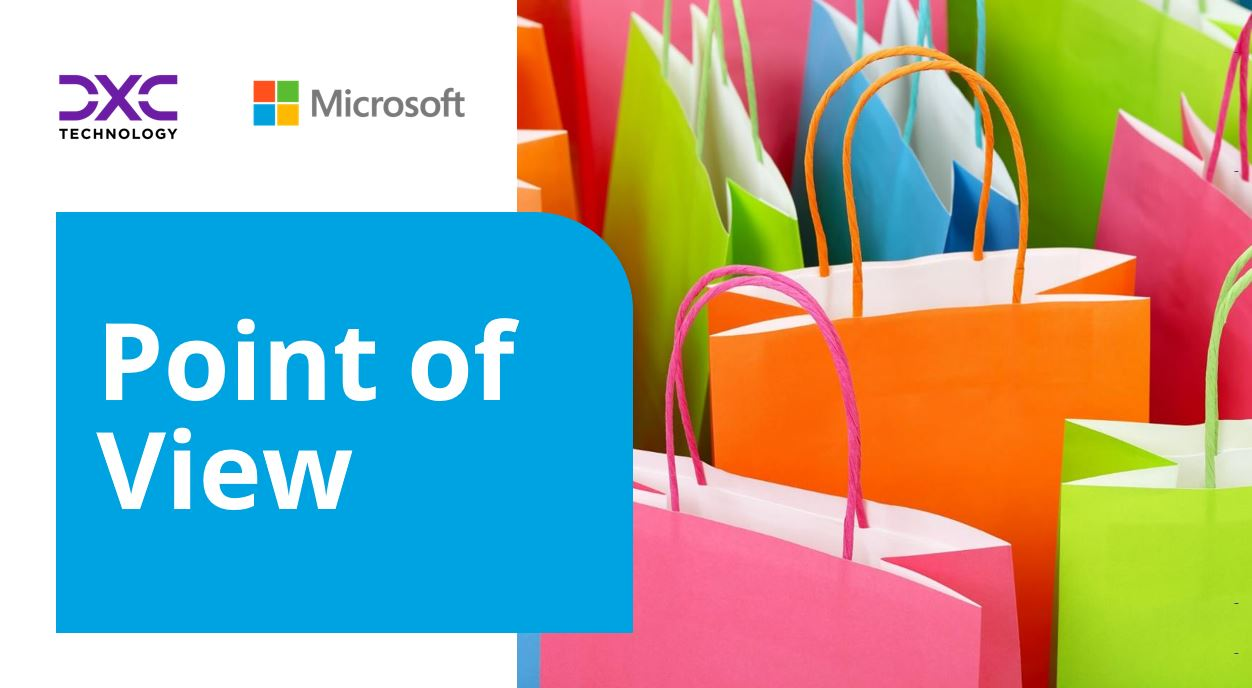 Retailers and the 'new normal': responding to disruption with Microsoft Dynamics 365