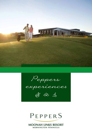 Peppers Moonah Links Resort Experiences Brochure