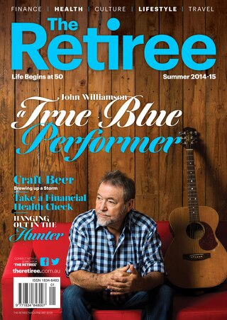 The Retiree Magazine Summer 2014-15