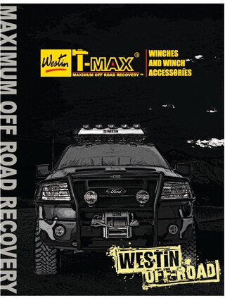 Westin T-MAX Catalog
