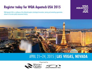 WQA Aquatech USA 2015 Attendee Registration Book