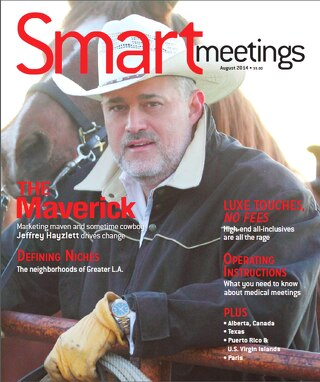 Smart Meetings Magazine August 2014