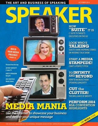 Speaker Magazine Jeffrey Hayzlett