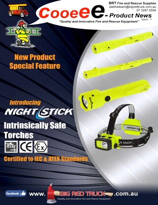 Cooee News Special Feature Nightstick