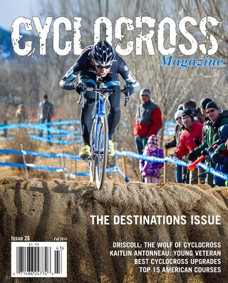 Issue 26 - Cyclocross Magazine
