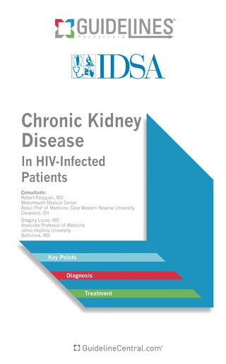 Chronic Kidney Disease in HIV-Infected Patients