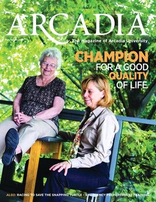 Arcadia Fall/Winter 2014 Magazine
