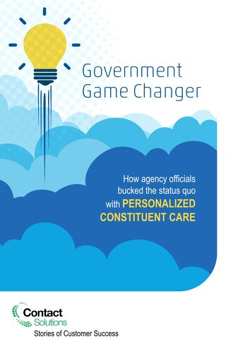 Government Game Changer: Personalization for EPC Program