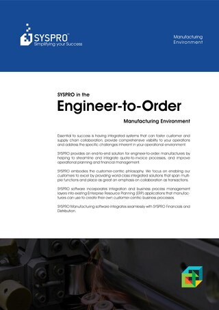 Engineer-to-Order