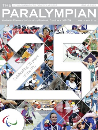 The Paralympian Issue No. 3 | 2014