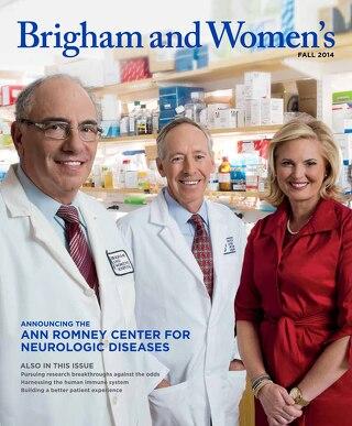 Fall 2014 Brigham and Women's Magazine