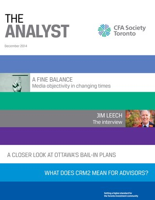 The Analyst - December 2014