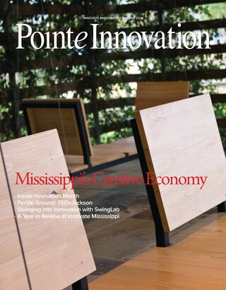 Pointe Innovation Magazine Winter 2014