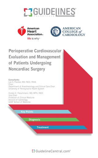 Perioperative Cardiovascular Evaluation