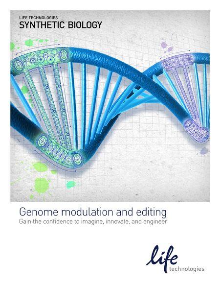 Life Technologies - Genome modulation and editing