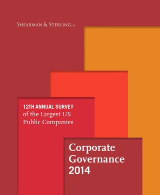 2014 Corporate Governance Survey