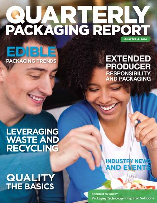 2014 Quarterly Packaging Report Q4
