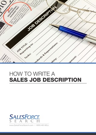 How to Write a Sales Job Description