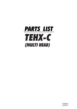 TEHXC MH 2003.07