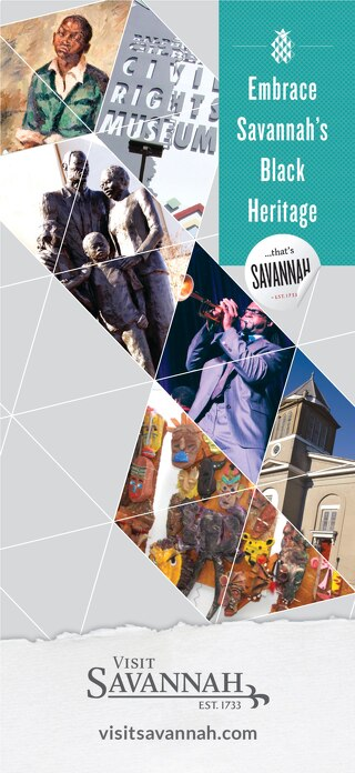 Savannah Black Heritage Brochure