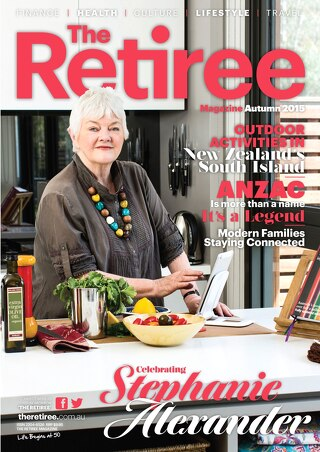 The Retiree Magazine Autumn 2015