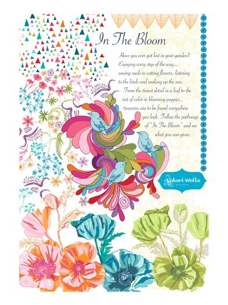 In the Bloom by Valori Wells