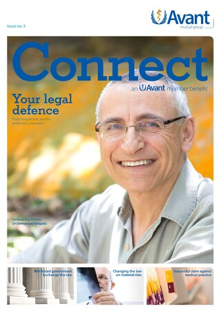 Issue no. 3 - Your Legal Defence Issue