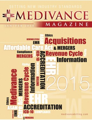 Medivance Magazine January/February 2015