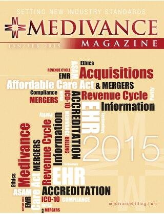 Medivance Magazine January/February 2015
