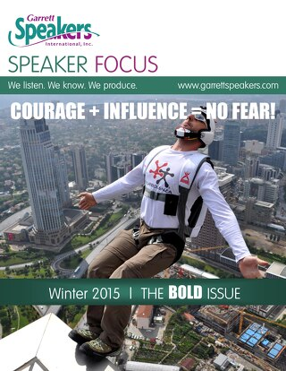 Garrett Speakers International Winter 2015 Newsletter