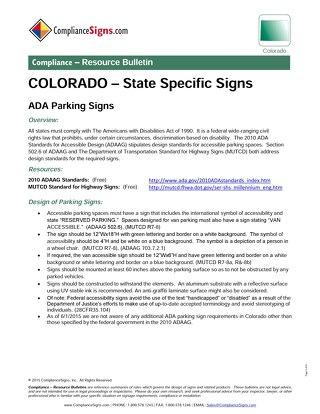 State-Colorado