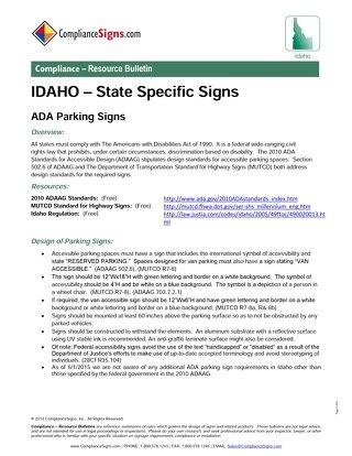 State-Idaho