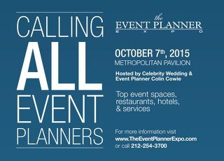 Calling All Event Planners